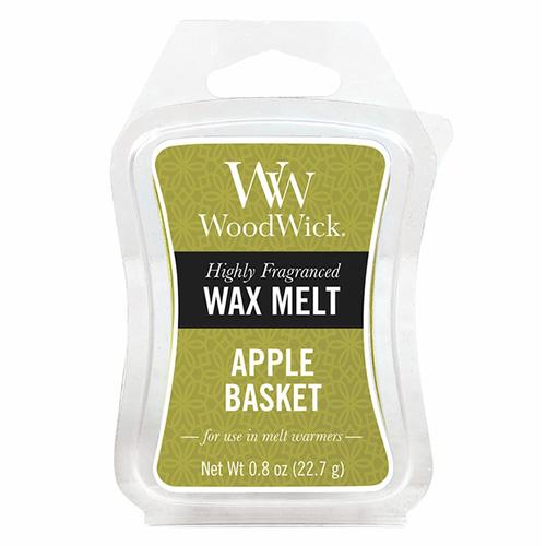 Vonný vosk WoodWick Košík jablek, 22.7 g