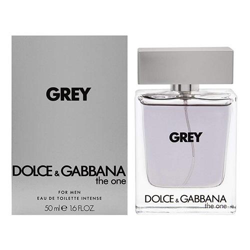 Dolce & Gabbana The One Grey Pánské | Toaletní voda | 50 ml