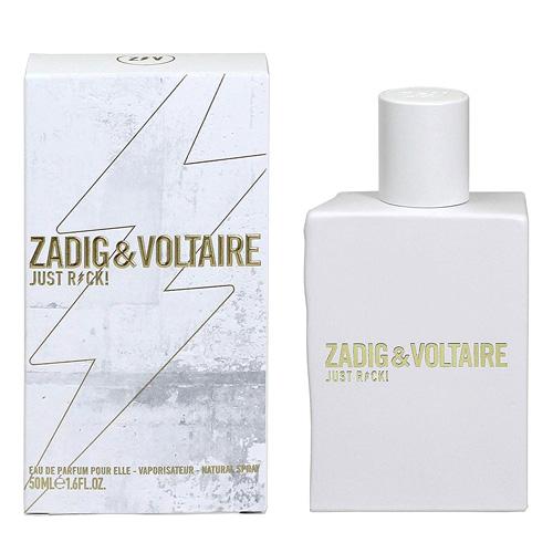 Parfémová voda Zadig & Voltaire Just Rock!, 50 ml