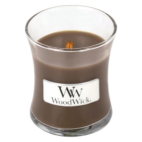 Svíčka oválná váza WoodWick Pryskyřice, 85 g