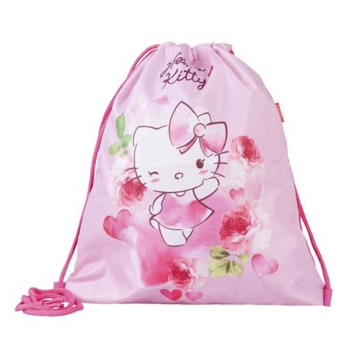 Sportovní vak Target Hello Kitty, růžový