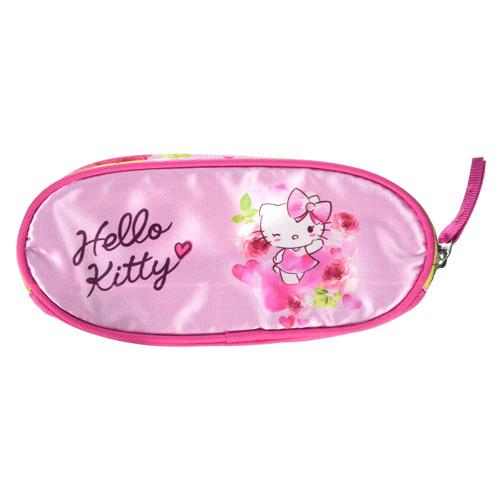 Školní penál Target Hello Kitty, růžový