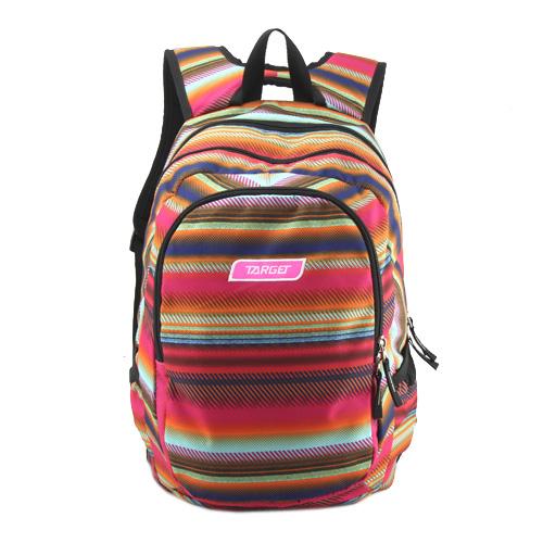 Studentský batoh Target Barevné vzory