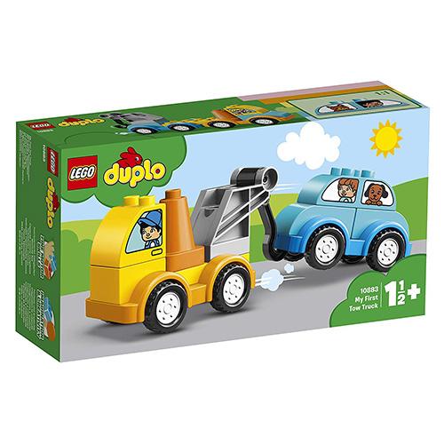 Stavebnice LEGO Duplo Můj první odtahový vůz, 11 dílků