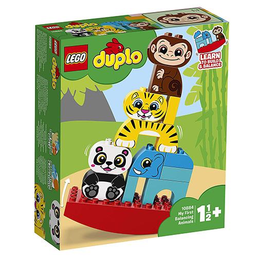 Stavebnice LEGO Duplo Moje první houpací zvířátka, 15 dílků