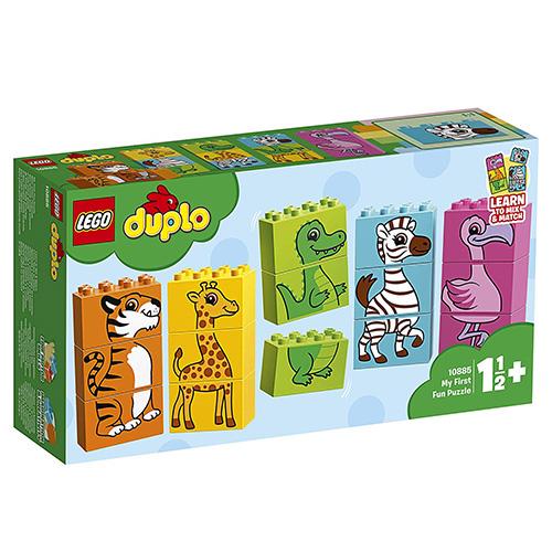 Stavebnice LEGO Duplo Můj první hlavolam, 15 dílků