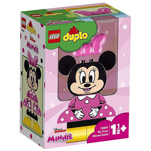 Stavebnice LEGO Duplo Moje první Minnie, 10 dílků