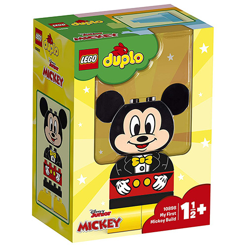 Stavebnice LEGO Duplo Můj první Mickey, 9 dílků