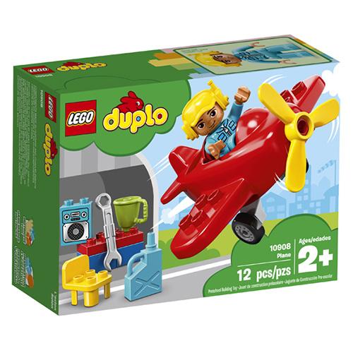 Stavebnice LEGO Duplo Letadélko, 12 dílků