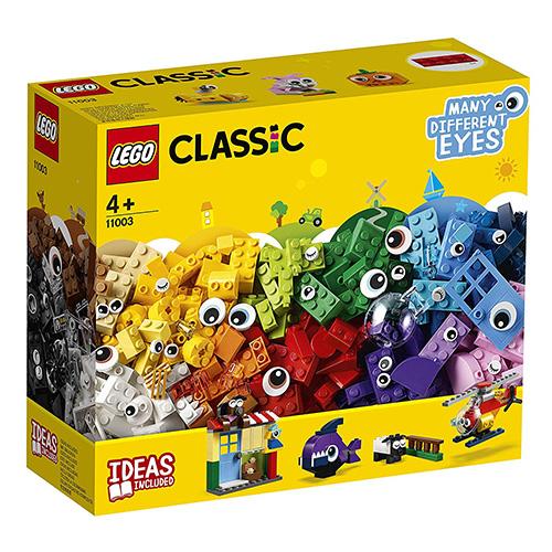 Stavebnice LEGO Classic Kostky s očima, 451 dílků