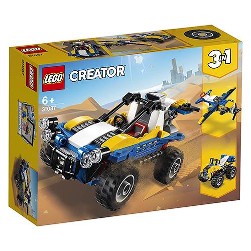 Stavebnice LEGO Creator Bugina do dun, 147 dílků