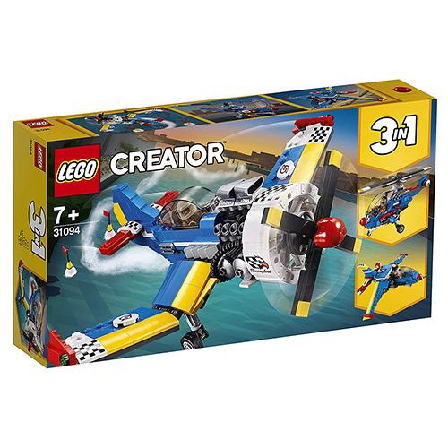 Stavebnice LEGO Creator Závodní letadlo, 333 dílků
