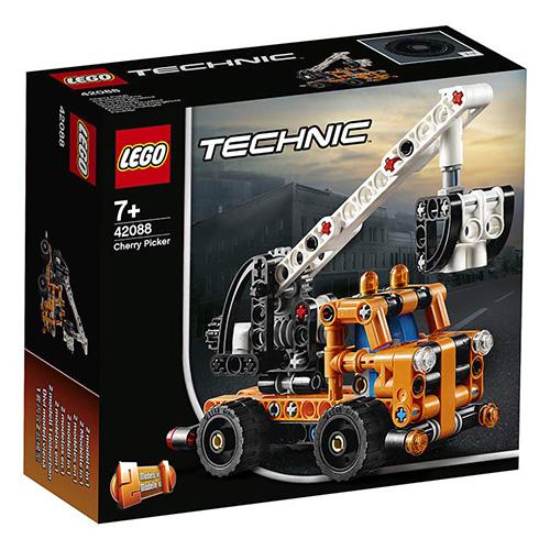 Stavebnice LEGO Technic Pracovní plošina, 155 dílků