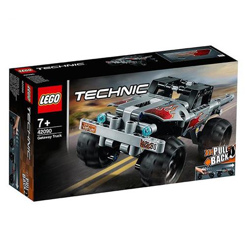 Stavebnice LEGO Technic Útěk v teréňáku, 128 dílků