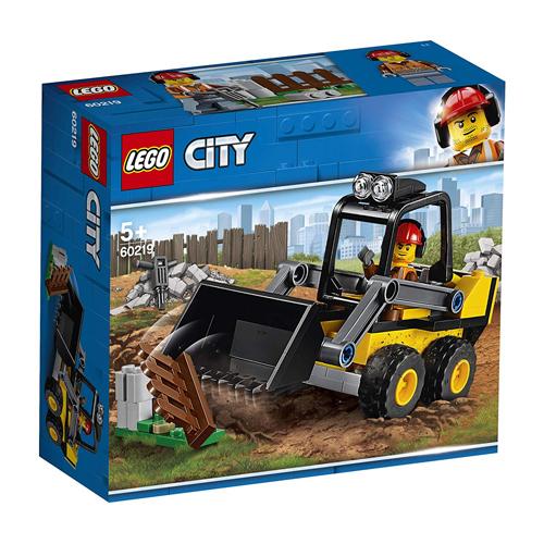 Stavebnice LEGO City Stavební nakladač, 88 dílků