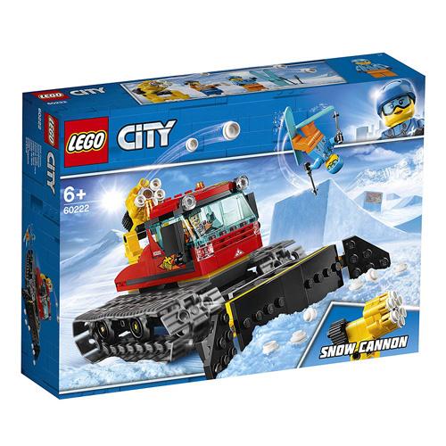 Stavebnice LEGO City Rolba, 197 dílků