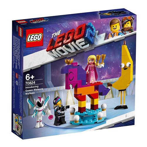 Stavebnice LEGO Movie 2 Představujeme královnu Libovůli, 115 dílků
