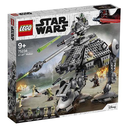 Stavebnice LEGO Star Wars Útočný kráčející kolos AT-AP, 689 dílků