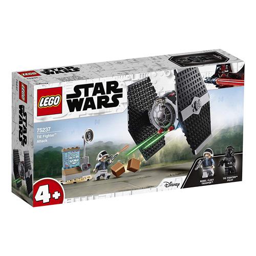 Stavebnice LEGO Star Wars Útok stíhačky TIE, 77 dílků