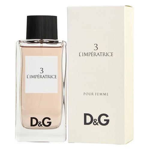 Dolce & Gabbana D&G 3 L'Imperatrice Edt Spray | 100 ml
