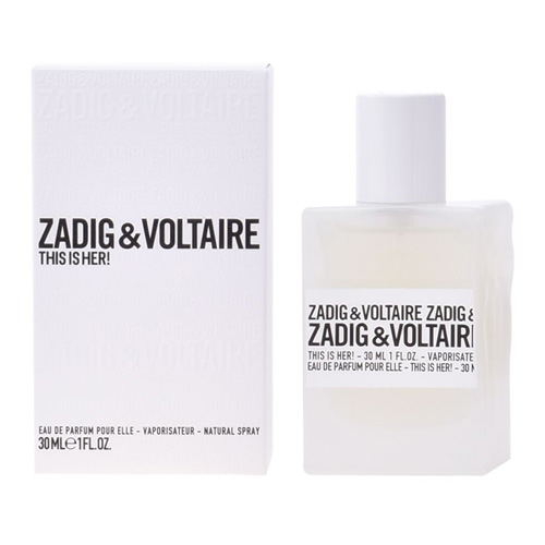 Parfémovaná voda Zadig & Voltaire This is Her!, 30 ml