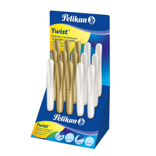 Pelikan Display Twist RH & LH
