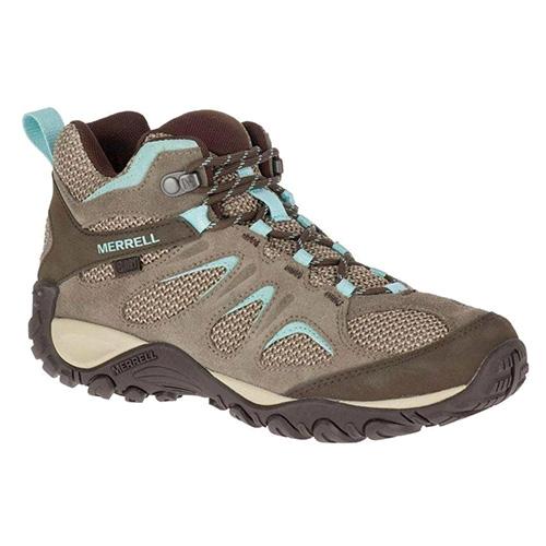 Dámská obuv Merrell Yokota 2 MID | Hnědá | 37,5