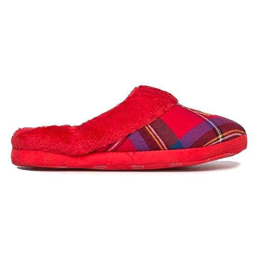 Dámské pantofle Ralph Lauren Červená | S