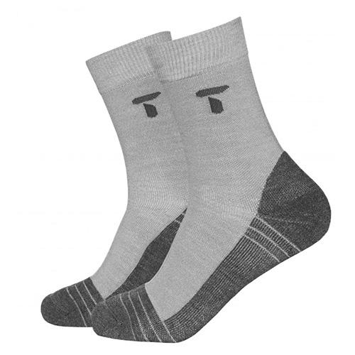 Ponožky Tufte Bambull Blend Grey Melange ŠEDÁ Unisex | BBGM | ŠEDÁ | 36-39
