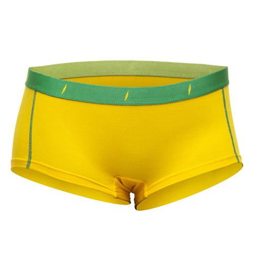 Dámské kalhotky Tufte Yellow | Žlutá | L