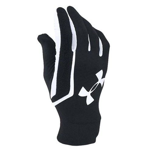 Rukavice Under Armour Soccer Field Player Glove | Černá | L