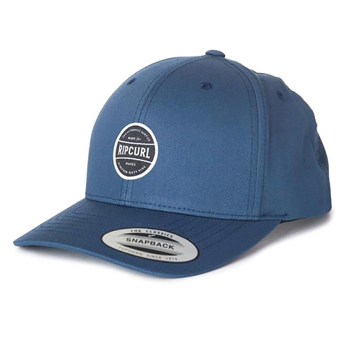 AFTER SESSION SNAPBACK CAP Rip Curl | pánské | kšiltovka | Blue Indigo  | TU
