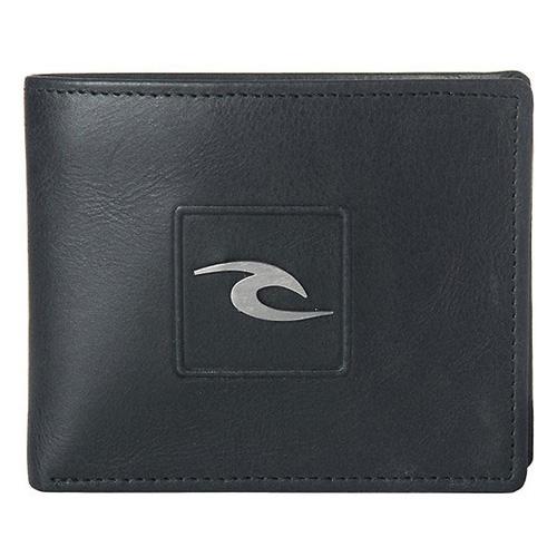 RIDER RFID 2 IN 1 Rip Curl | pánské | peněženka | Black  | TU