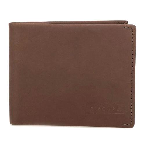 LASER RFID 2 IN 1 Rip Curl | pánské | peněženka | Brown  | TU
