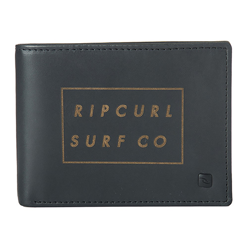 SURF CO RFID ALL DAY Rip Curl | pánské | peněženka | Black  | TU