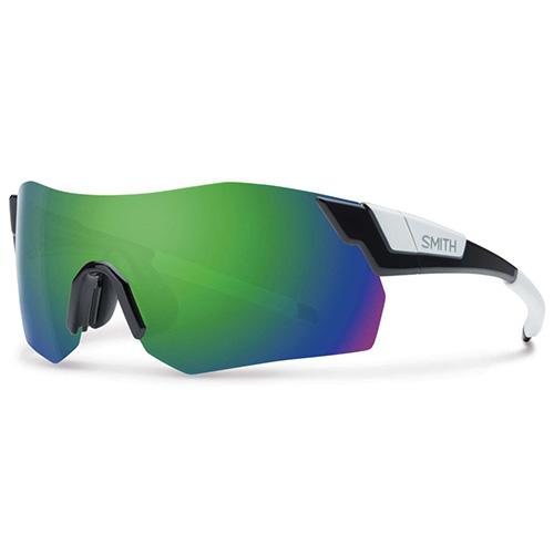 PIVLOCK ARENA MAX Smith | pánské | cyklistické brýle | Black | ChromaPop Green