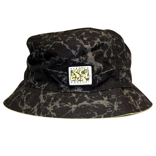 100% RAD HAT Rip Curl | pánské | klobouk | Black | TU