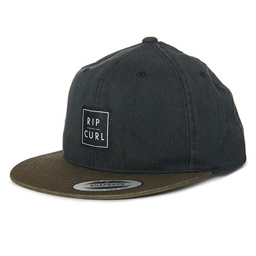 DUDE TRUCKER CAP Rip Curl | pánské | kšiltovka | Black  | TU