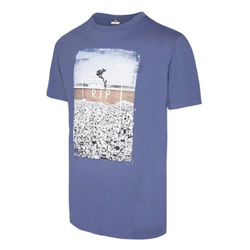 ITS TEE 182 Rip Curl | pánské | tričko | Blue Indigo  | L