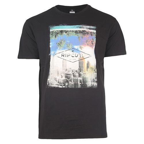 GD/BD TEE Rip Curl | pánské | tričko | Black  | L