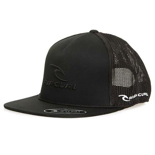 RC CLASSIC TRUCKER CAP Rip Curl | pánské | kšiltovka | Black  | TU