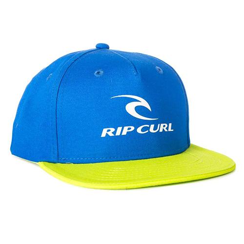 CORPO MID PEAK CAP Rip Curl | dětské | kšiltovka | Lime | TU