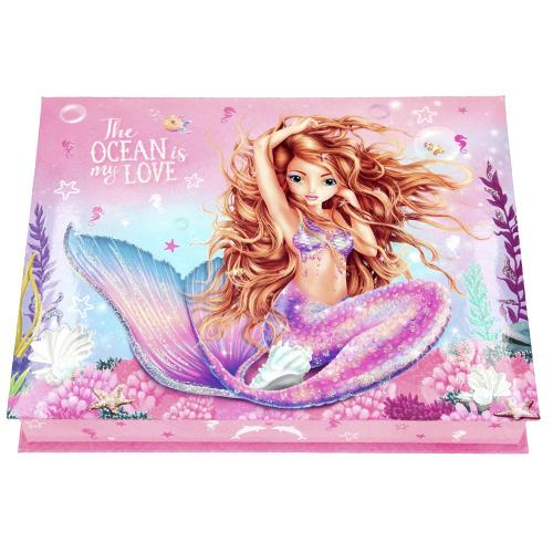 Pouzdro na kancelářské potřeby Fantasy Model Mořská panna