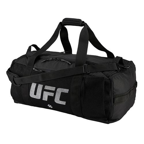 Taška Reebok UFC GRIP | Černá | Objem 74 l
