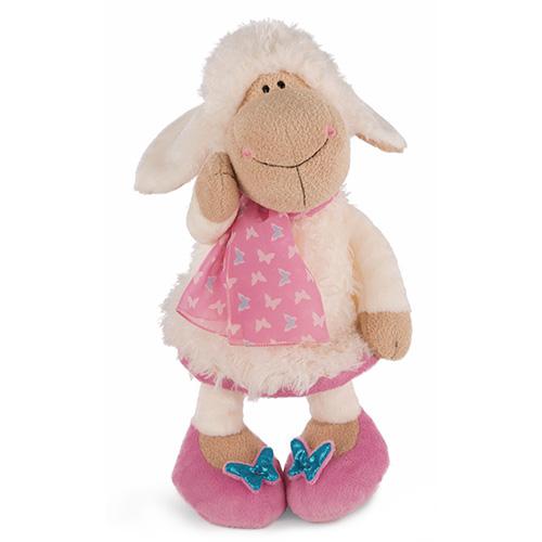 Plyšová ovečka Nici Jolly Journey, 45 cm
