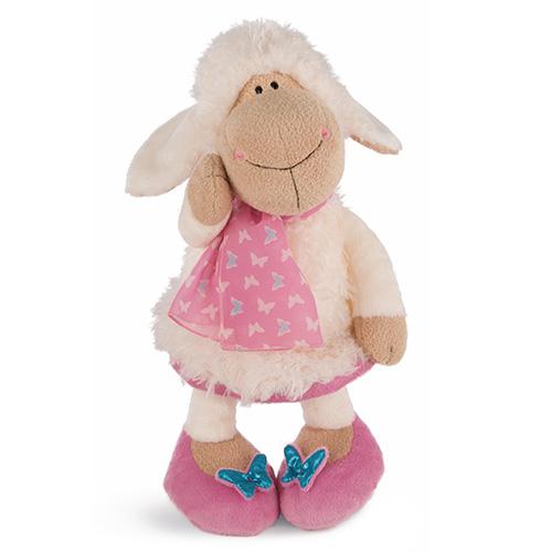 Plyšová ovečka Nici Jolly Journey, 70 cm