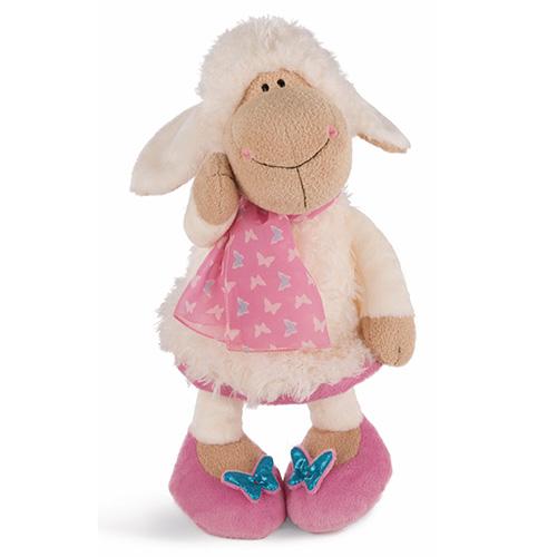 Plyšová ovečka Nici Jolly Journey, 105 cm