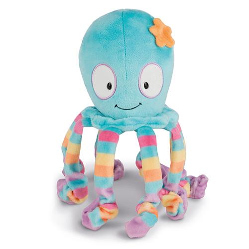 Plyšová chobotnice Nici Curly, 25 cm