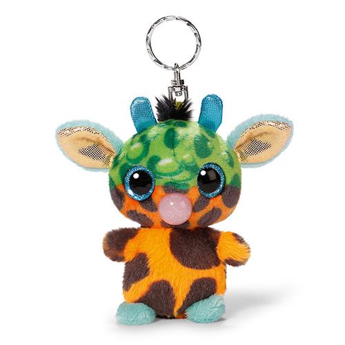 Přívěsek na klíče Nici Žirafa Loomimi, 9 cm