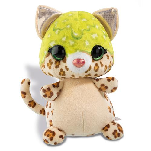 Plyšový leopard Nici Limlu, 16 cm